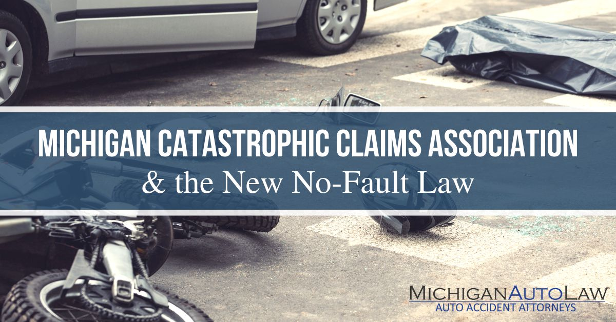 How The New No Fault Law Affects The Michigan Catastrophic Insurance
