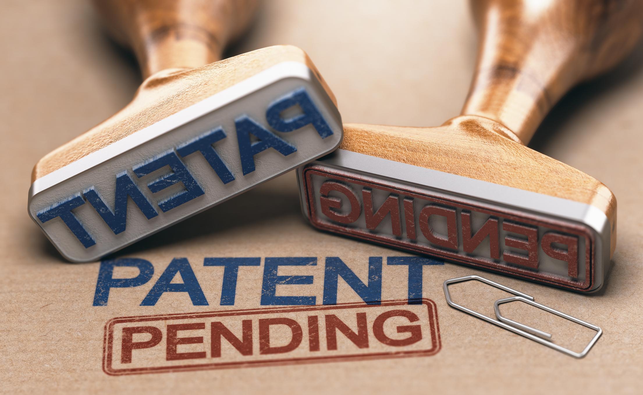 Patent Pending Concept