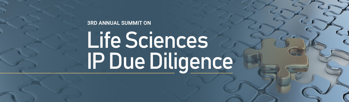 Conference In Boston Wednesday November >> Event Life Sciences Ip Due Diligence Assessing Valuing