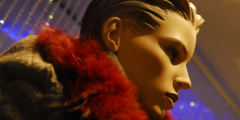 Picture of a Display Mannequin