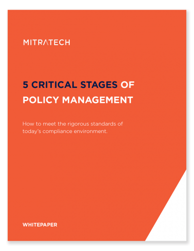 Policy Management White Paper