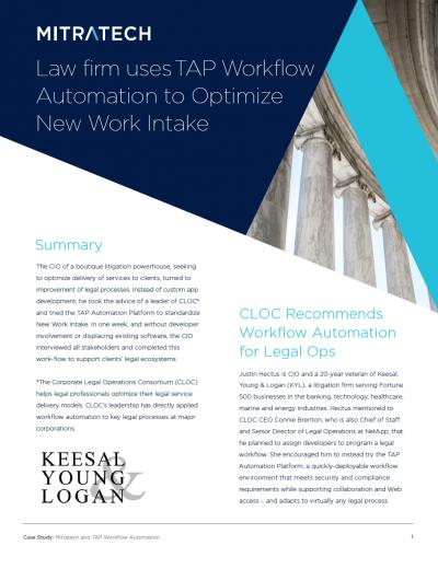 NDA automation software