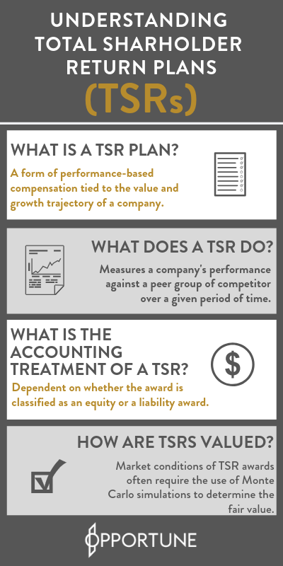 Total Shareholder Return Plans: Accounting Implications