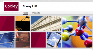 Cooley LinkedIn Company Graphic