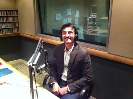Santiago Cuenca-Romero, CEO of Premiere Organics