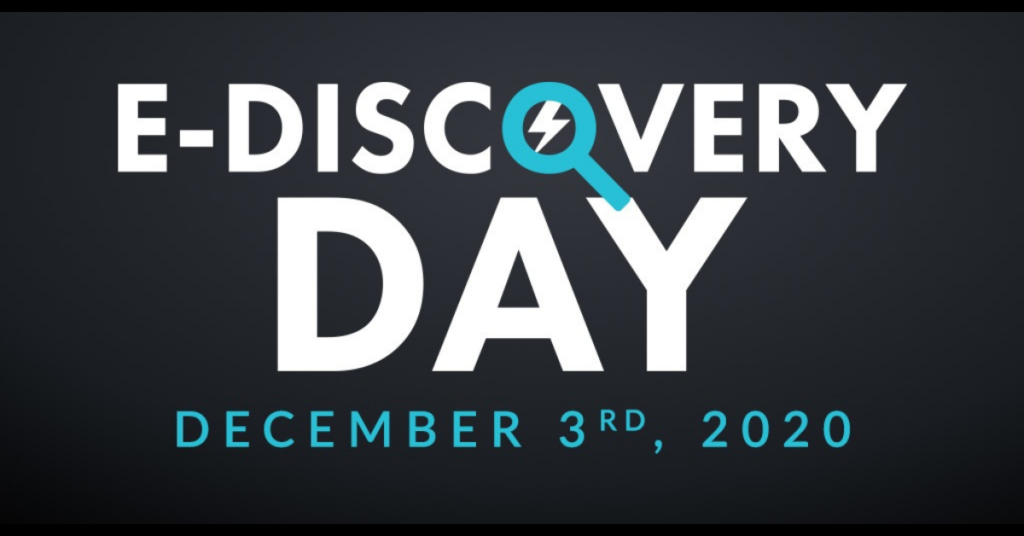 eDiscovery Day 2020