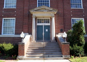 The Indiana Board of Tax Review applied a 100% exemption to a vacant historical building
