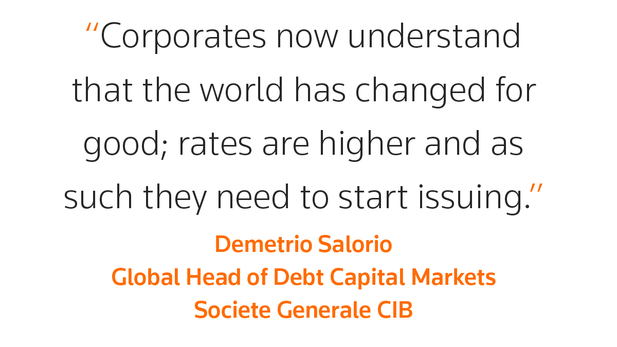What's in store for debt capital markets? The shifting trends in debt capital markets