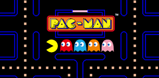 View Original Pac Man Game Over Background