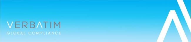 Verbatim - Global Compliance logo