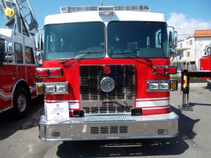 Improper hearing notices prevented formation of Fire Protection District