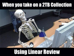 linear review