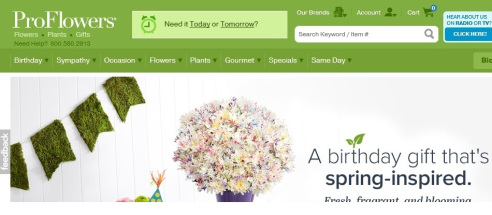 California Court Spurns Proflowers Com S Browsewrap Terms