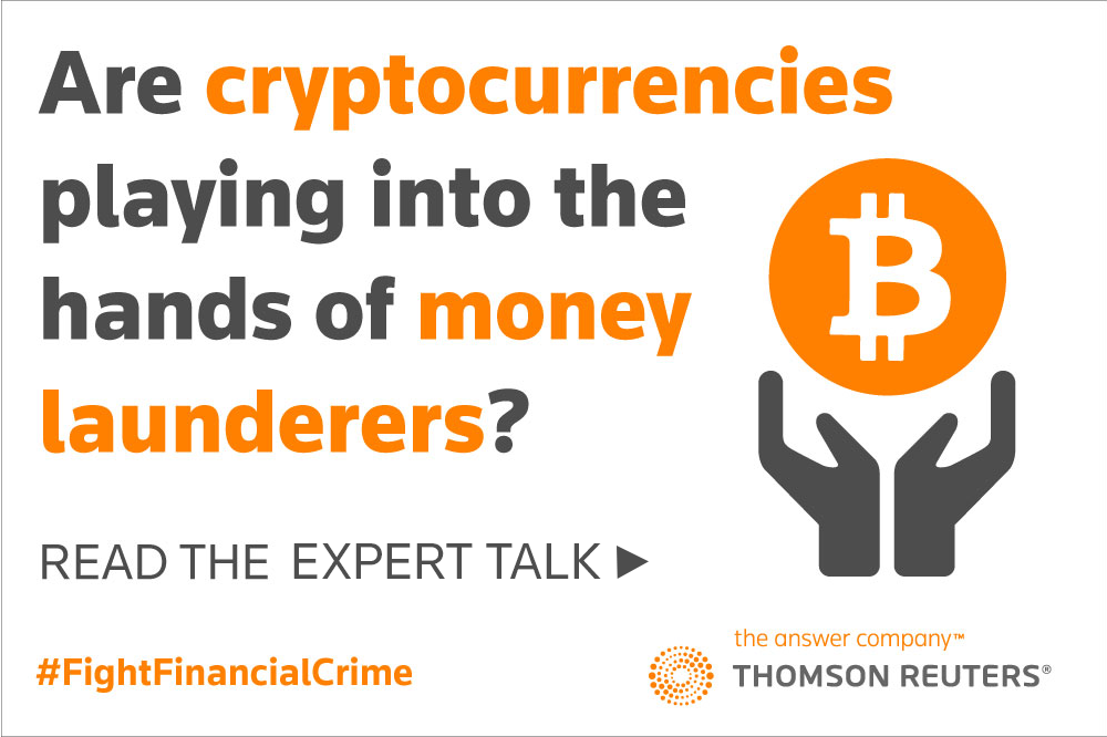 Are cryptocurrencies playing into the hands of money launderers?