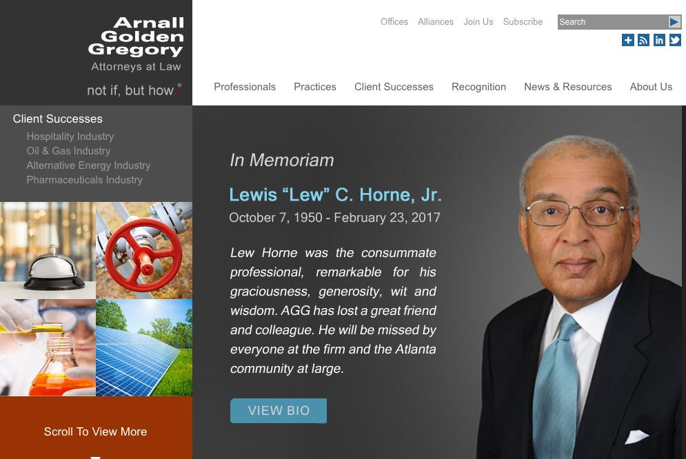 Obituary Home Page AGG