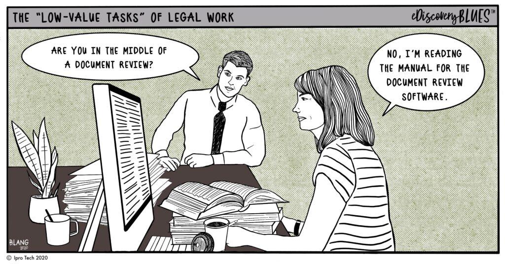 attorneys low value work
