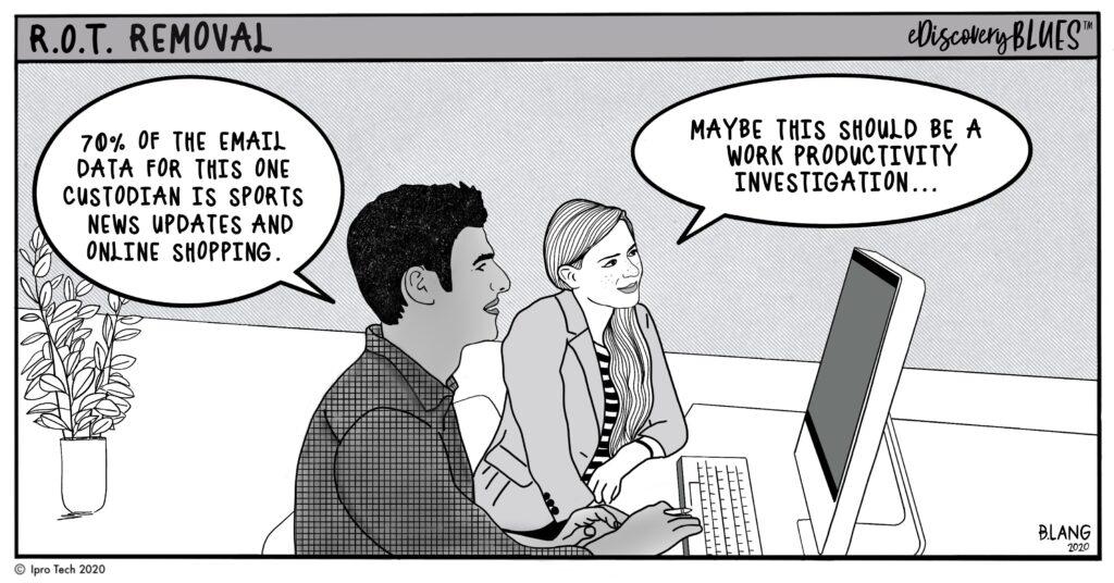 eDiscovery Information Governance