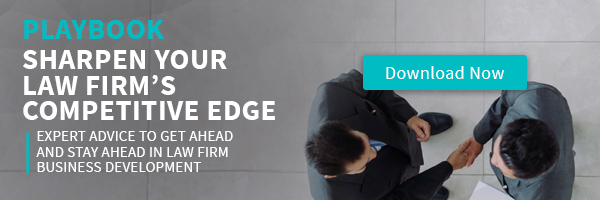 Sharpen Your Law Firm's Competitive Edge