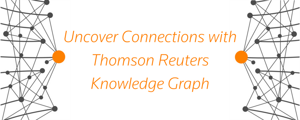 Thomson Reuters Knowledge Graph Feed