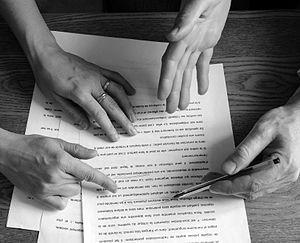 English: Discussion about the text Français : ...