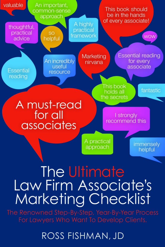 The Ultimate Law Firm Associate's Marketing Checklist_Book_6x9