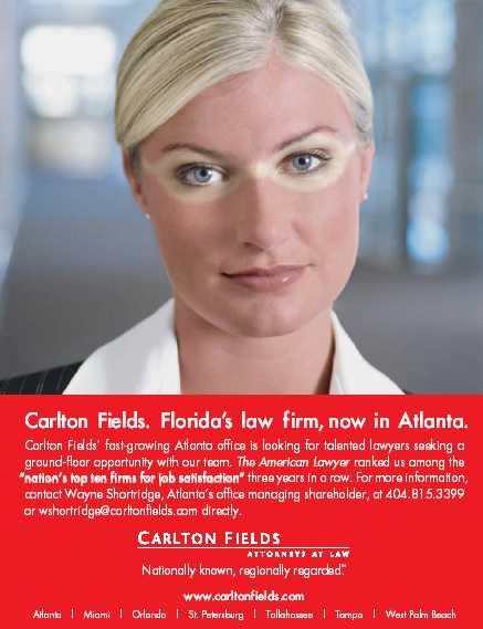 CF Carlton Ad Atlanta Suntan sunglass woman quarter