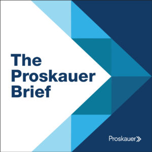 the proskauer brief logo image