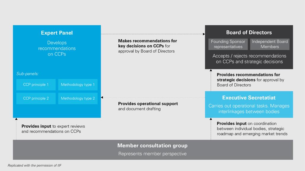 Design of the New Umbrella Governance Body