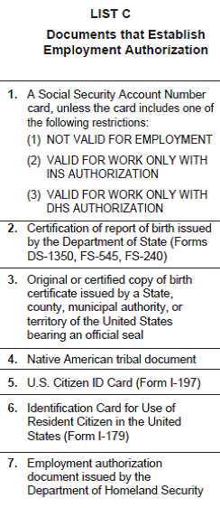 New Form I-9 Released: Ensure You Are In Compliance By September ...