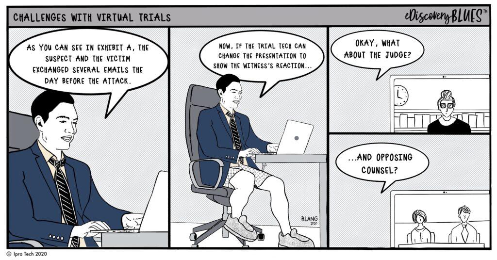 Trial Presentation Virtual Courtroom