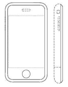Design Patent No. 593087