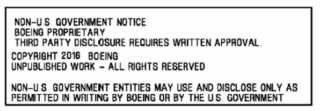 boeing government notice