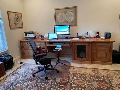 remote deposition setup