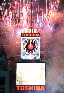 New_Year_Ball_Drop_Event_for_2012_at_Times_Square