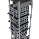 Silver Servers Rack - Hosting Theme