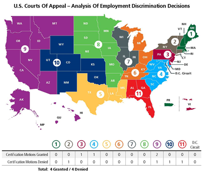 discrimination map