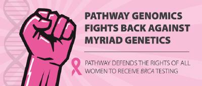 Pathway Genomics Fights Back