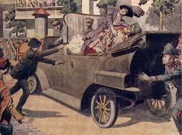 Archduke Ferdinand Assassination