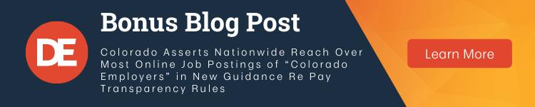 Bonus Blog Post