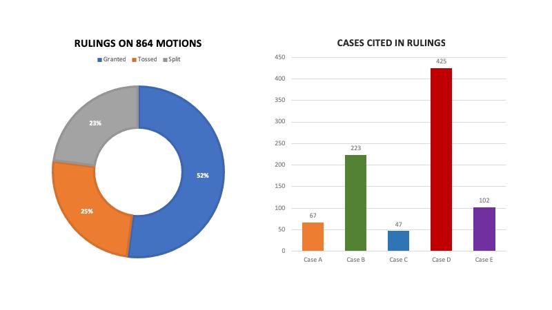 Litigation Analytics Example