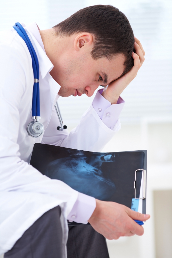 failure of the doctor